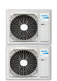 Термопомпа 20kW HP1F20 DC Inverter