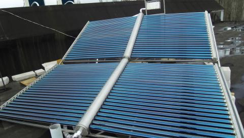 Двойна система за подпомагане на отоплението с максимална мощност 10kW